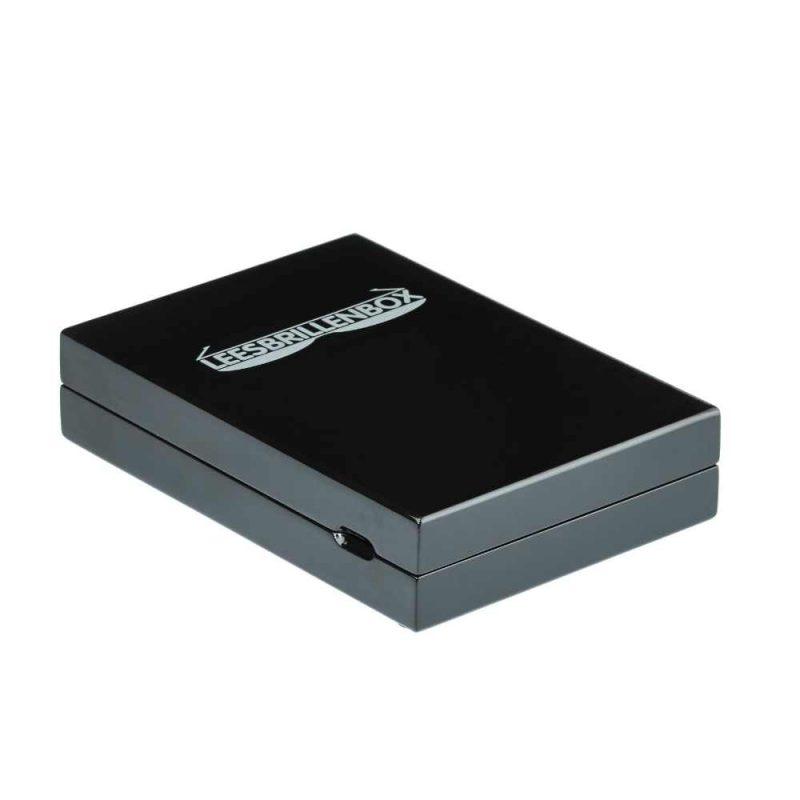 leesbrillenbox zwart