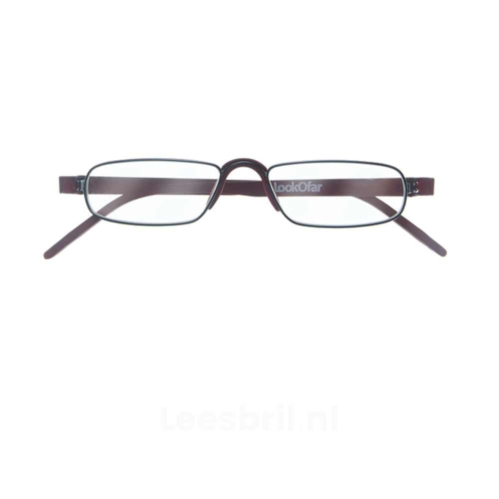 LookOfar LE-0163 Notary Unisex Leesbril