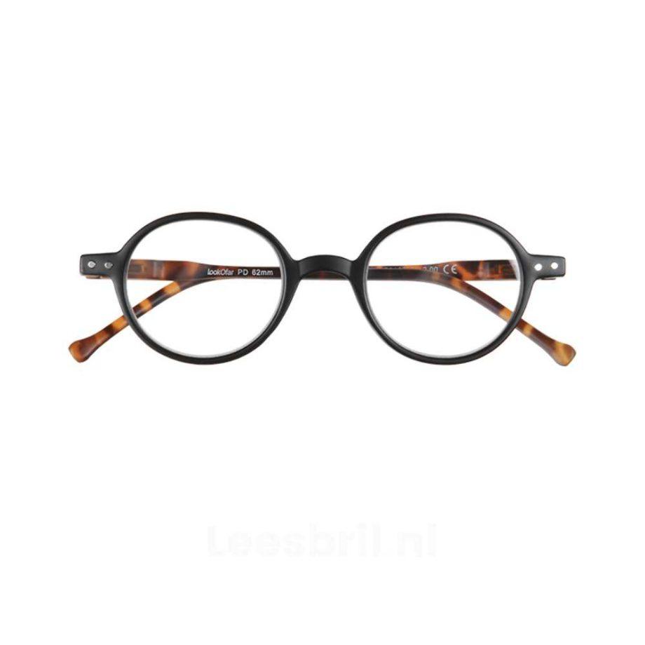 LookOfarLE-0189 Lennon. Ronde Leesbril