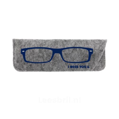 I Need You. Bob. Unisex Leesbril